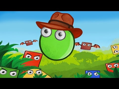 Мультфильм про зеленый шар