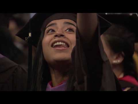 NJIT Commencement at the Prudential Center 2018