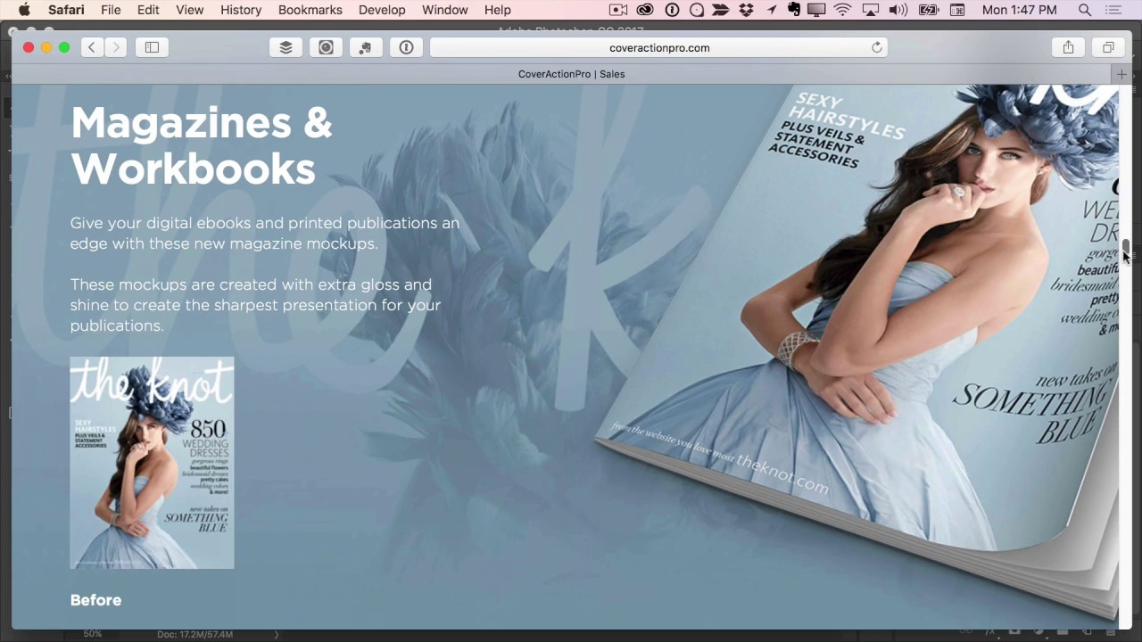 CoverActionPro - Ebook Cover Software