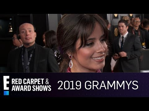 "Camila Cabello Has Her ""Whole Squad"" at 2019 Grammys 