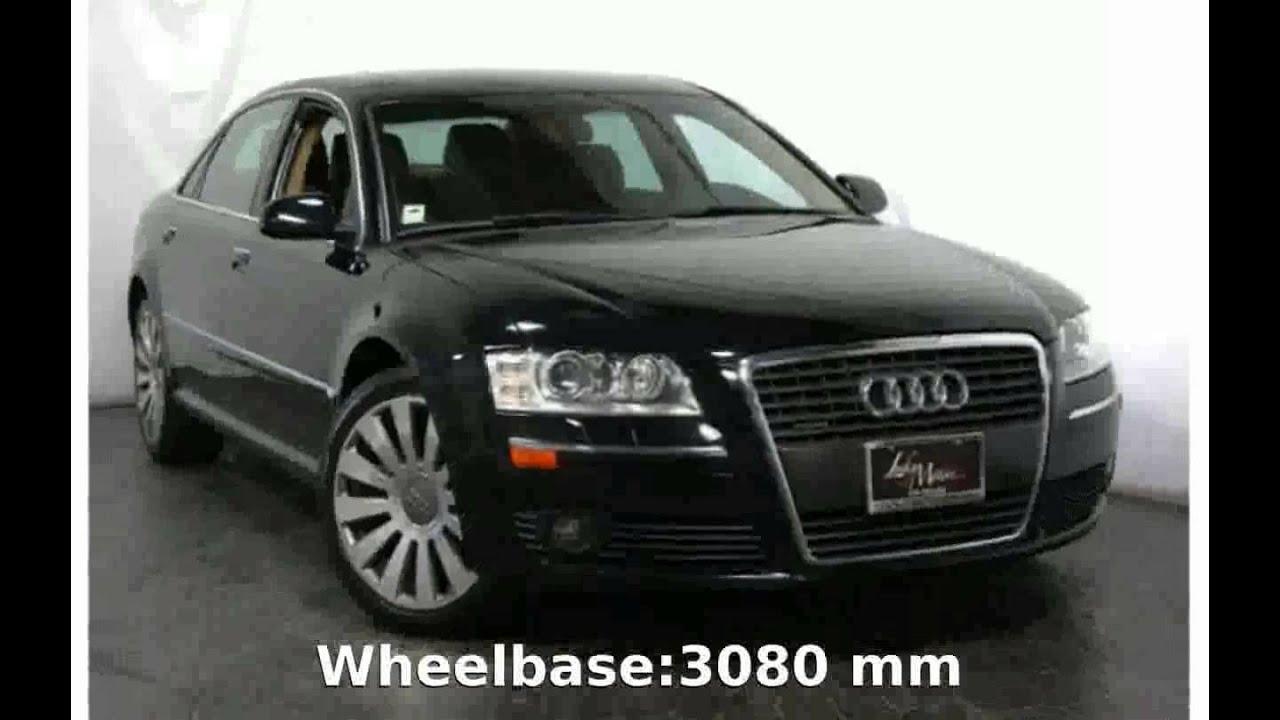 Audi A L Details Pumplove Specs YouTube - 2007 audi a8