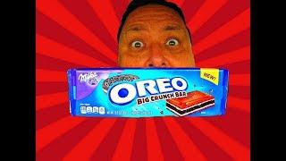 The Oreo Big Crunch Bar REVIEW!