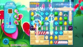 Candy Crush Soda Saga Level 1485 - No Boosters