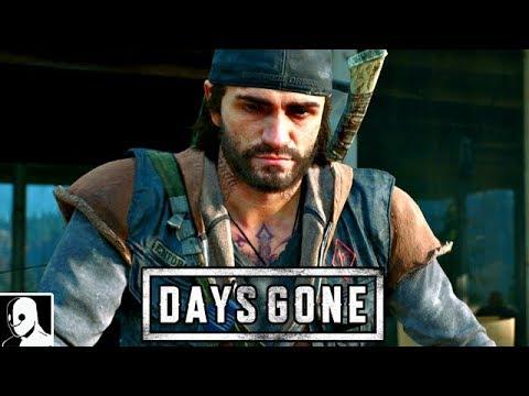 Days Gone Gameplay German #4 - Hilfe für Boozer? -  Let's Play Days Gone Deutsch PS4