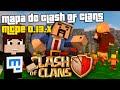 Minecraft PE: Clash of clans no Minecraft - MCPE 0.13.X