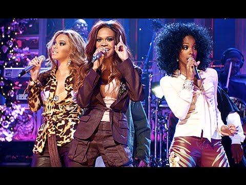 Destiny's Child - Indepedent Woman (Live Jam In The Park 2001)