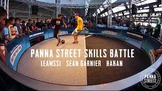 Panna Street Skills Battle Part 2: Léamssi vs Séan Garnier vs Hakan