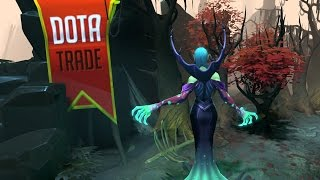 Ghastly Matriarch Death Prophet custom ability icons set preview Dota 2
