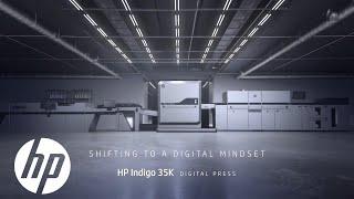 HP Indigo 35K Digital Press: The future unfolds | Indigo Digital Presses | HP