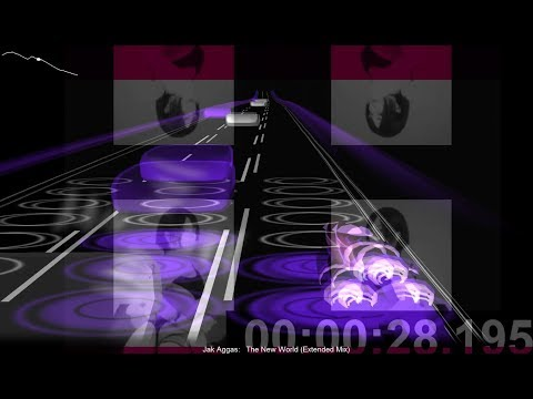 [Audiosurf] - Most Intense Moment #32 Special Edit (PSE Warning)