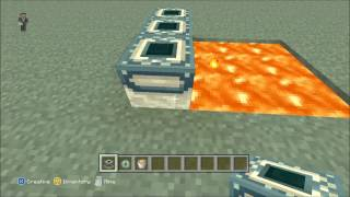 How to make a End Portal on Minecraft: Xbox 360 Edition
