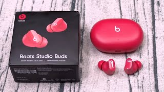 """Beats Studio Buds - """"Real Review"""""""