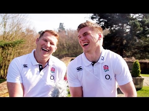 RBS 6 Nations Player Diary 13 #O2InsideLine