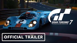 Gran Turismo 7 - Official Gameplay Trailer | PS5 Reveal Event
