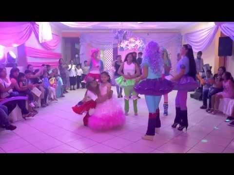 Show de EQUESTRIA GIRLS (PONIS)-Alex Producciones Rimac