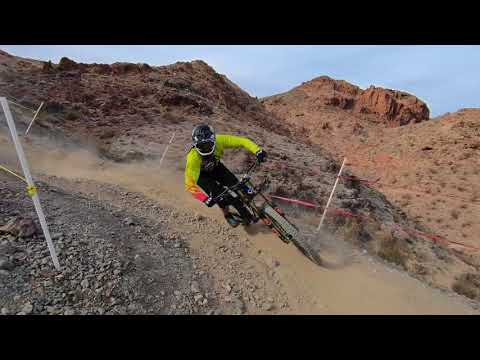 Logan Binggeli at Bootleg Canyon
