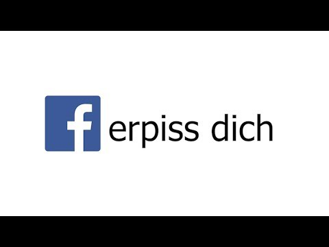 F steht für Facebook