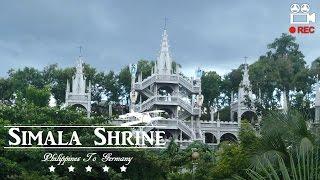 Philippines - Simala Shrine in Sibonga, Lindogon Cebu's Castle Church (Cebu)