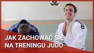 Judo jak się udo #2 Jak zachować się na treningu judo.