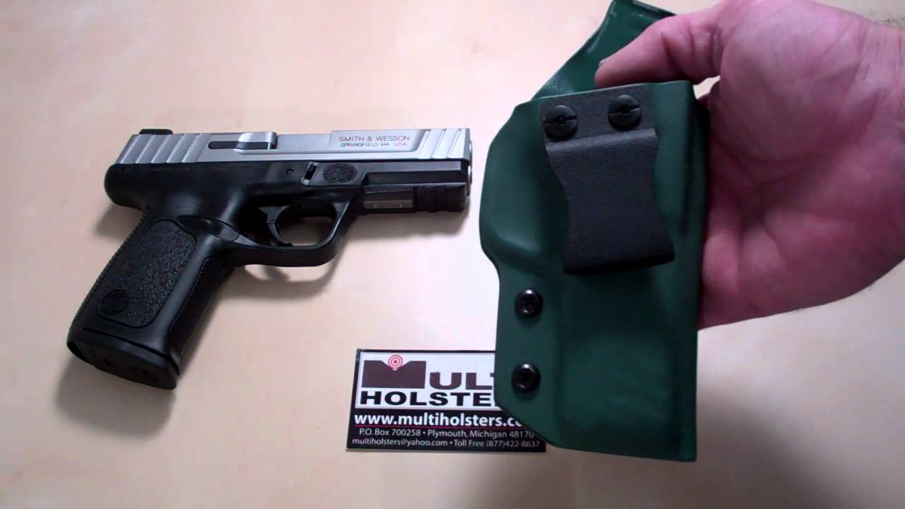 Smith & Wesson SD9 holsters by MULTI HOLSTERS