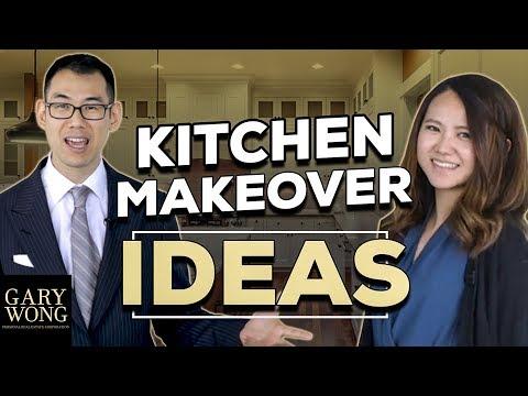 Interior Design – Kitchen Makeover Ideas