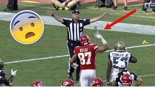Craziest NFL Ejections
