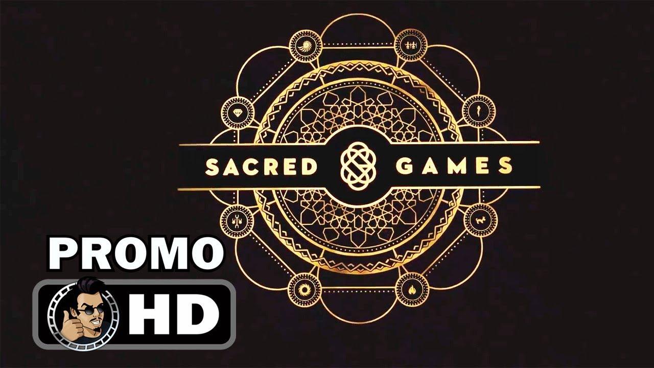 Sacred Games Official Promo Trailer Hd Netflix Thriller