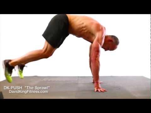 David King Fitness The Sprawl