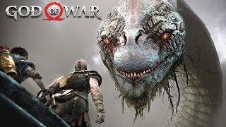 GOD OF WAR PS4 WALKTHROUGH, PART 3!! (God of War PS4 Gameplay)