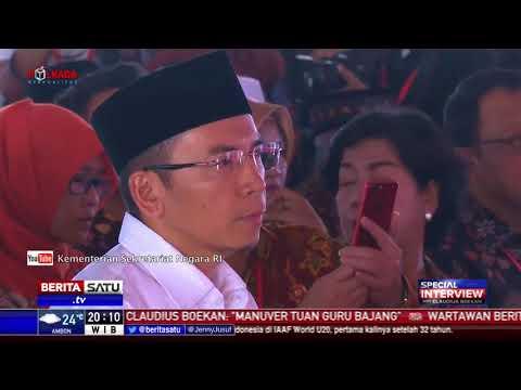 Special Interview: Jadi Timses Prabowo 2014, Sekarang Tuan Guru Bajang Dukung Jokowi #1
