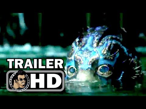 THE SHAPE OF WATER   2017 Guillermo Del Toro Thriller Movie HD