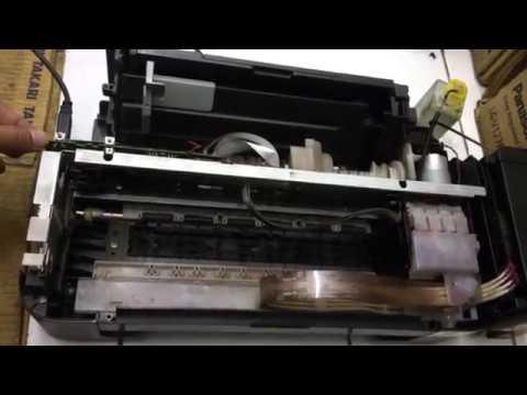 Cara Mengatasi Printer Epson L110 Paper Jam Karena Sensor Kertas