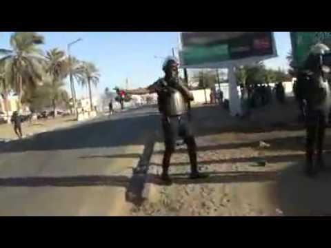Me Abdoulaye Wade sème la panique chez les forces de l'ordre