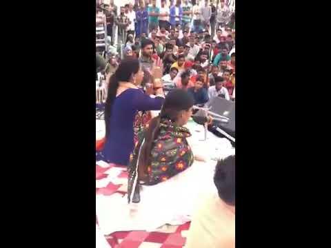 Nooran Sisters Toadys Live Mehfil At Mukerian Punjab