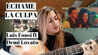 Baixar ÉCHAME LA CULPA - Luis Fonsi ft Demi Lovato (cover)