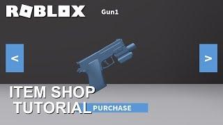 Item Shop Camera Manipulation | Roblox Scripting Tutorial