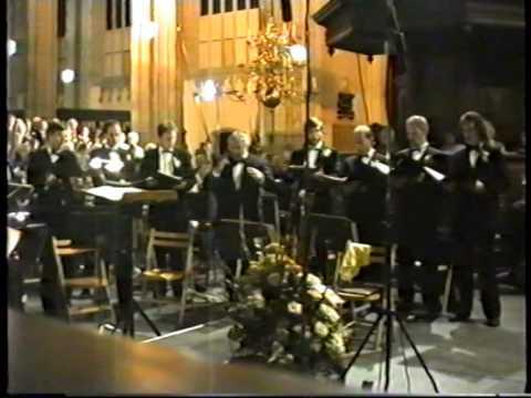 Nederland Vocaal Ensemble - Nieuwe Kerk  Amsterdam