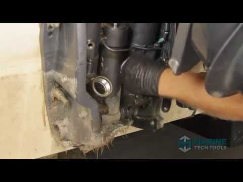 YAMAHA TRIM TILT SEAL REPAIR KIT 2014 F200 F225 F250 F300 V6 SUPER HIGH QUALITY!