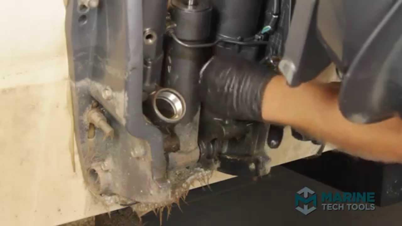 Yamaha Trim Seal Repair  Rebuild  YouTube