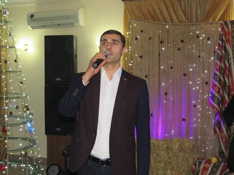 Artur Karapetyan-Haykakan Banak 2017
