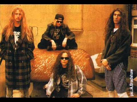 Alice In Chains - Man In The Box - Live Dallas 1990