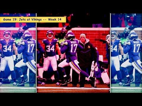 Top 20 Games of 2014: #19 New York Jets vs. Minnesota Vikings Week 14 Highlight