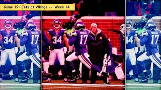 Top 20 Games of 2014: #19 New York Jets vs. Minnesota Vikings Week 14 Highlight