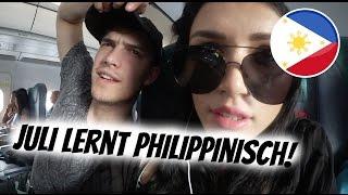 JULI LERNT PHILIPPINISCH! | AnKat