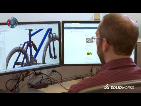 bicycle wheel solidworks  crack