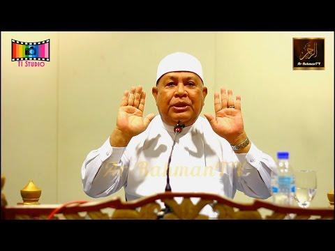 Datuk Abu Hassan Din - Cara Yang Betul Angkat Takbir Dalam Solat