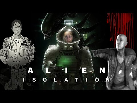 Alien: Isolation DLC (Safe Haven & Lost Contact) |