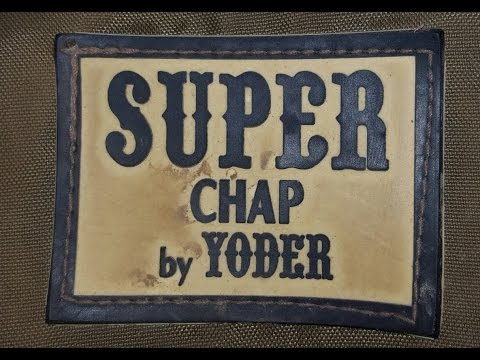 YODER Chaps And Boots Review