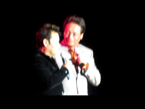 Charlie Ching at the Judy Yang show.....2011 Christmas in Las Vegas at The Orleans Hotel and Casino