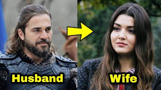 Real Life Family of Ertugrul Ghazi Cast | Ertugrul Ghazi Actors Real Age, Wife, Name and Biography